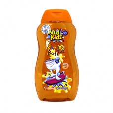 Babi Mild Kids 2 in 1 Orange Baby Bath 200ml