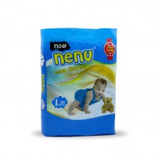 Nenu Baby Diapers Large 50pcs