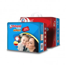 Shield Baby Diapers Medium 30pcs