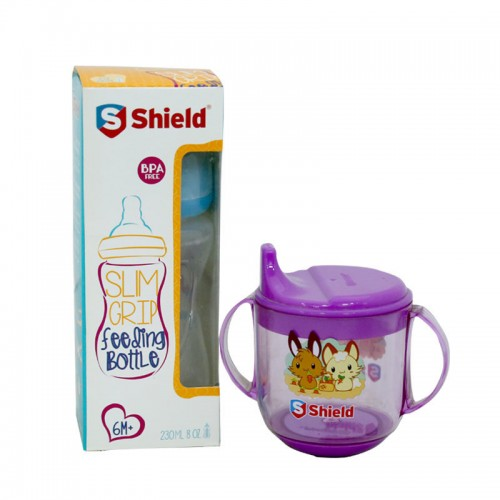 Shield Slim Grip Baby Feeder 230ml