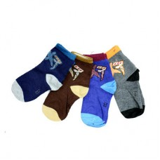 Chaseup Woolen Children Socks Set 4 Pcs
