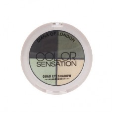 D.O.L Color Sensation Quad Eye Shadow 04 3.6gm