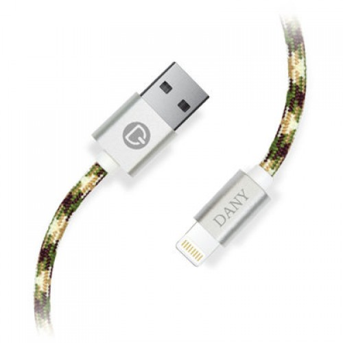 Dany Army-Iphone Data Cable 150