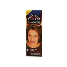 Poly Color Hair Color 39N Light-Brown Tube 45ml