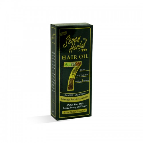 Seven Herbal Hair Oil 7 200ml