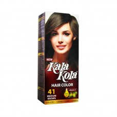 Kala Kola Hair Color (Medium Brown) 41 100ml