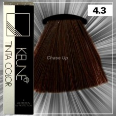 Keune Tinta Hair Color 4.3 Tube 60ml