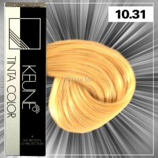 Keune Tinta Hair Color 10.31 Tube 60ml
