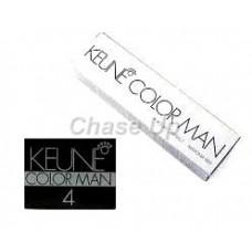 Keune Man Hair Color 4 Tube 60ml