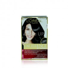 Loreal Excellence Creme Hair Color 1 172ml