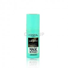 Loreal Magic Retouch Color Hair Spray (Dark Brown) 75ml