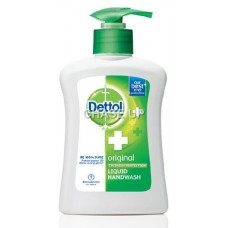 Dettol Original Hand Wash Pump 250ml