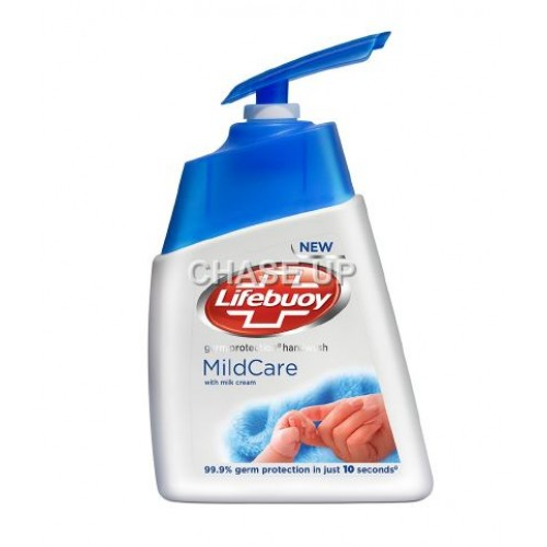 Lifebuoy Mild Care Hand Wash Pump 220ml