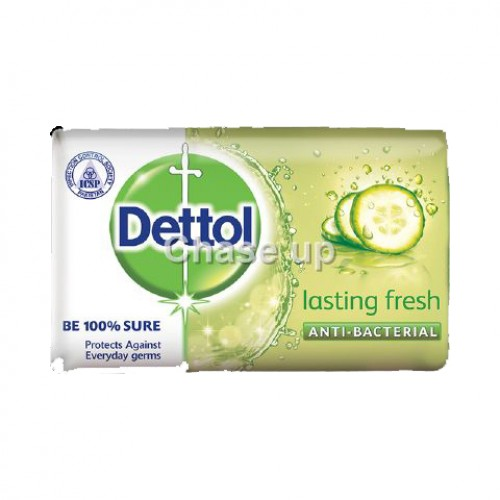 Dettol Lasting Fresh Soap 145gm