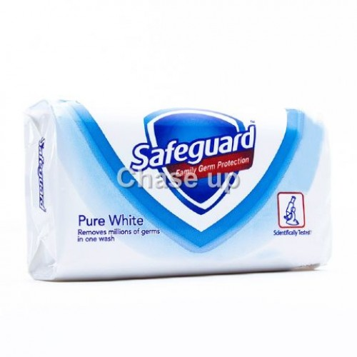 Safeguard Pure White Soap 110gm