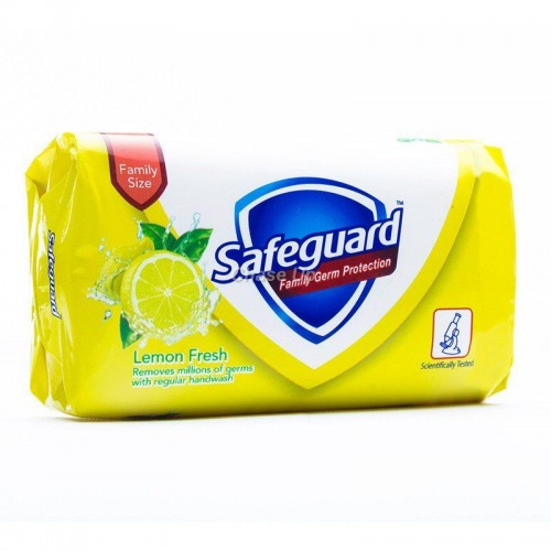 Safeguard Lemon Fresh Soap 70gm