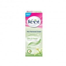 Veet Silk & Fresh Dry Skin Hair Removal Cream 50gm