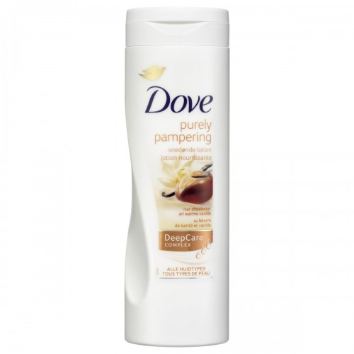 Dove Shea Butter & Vanilleduft Body Lotion 400ml
