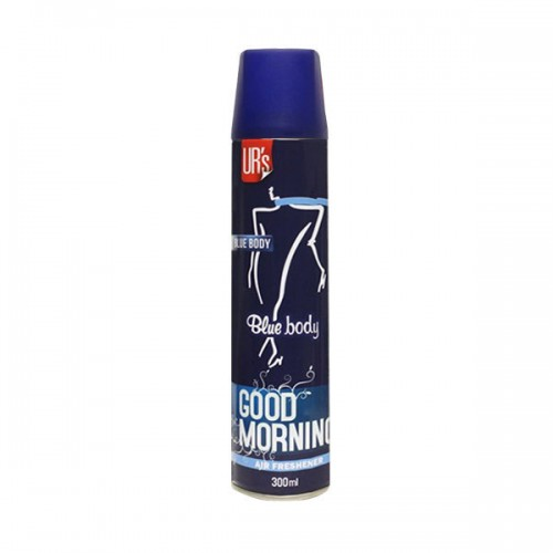 Good Morning Blue Body Air Freshener 300ml