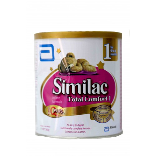 Similac Total Comfort 1 Infant Baby Milk Powder 400gm