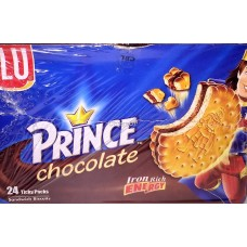 LU Prince Chocolate Biscuit T/P Box