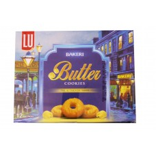 LU Bakeri Butter Cookies B/P Box 12pcs