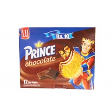 LU Prince Chocolate Biscuit B/P Box 12pcs