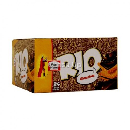 PF Rio Chocolate Biscuit T/P Box 24pcs