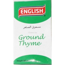 English Thyme Powder Spices 25ml