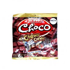 Parago Chocolate Mini Chews Candy Pouch 60gm