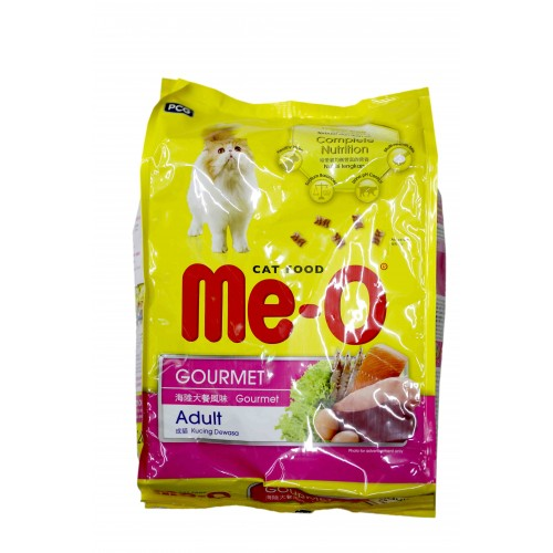 Meo Gourmet Cat Food Pouch 1.5kg