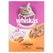 Whiskas Chicken Cat Food Box 340gm