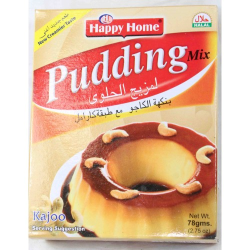 Happy Home Kulfa Pudding Mix 78gm