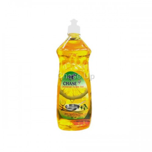 Chaseup Lemon D/W Liquid Bottle 375ml