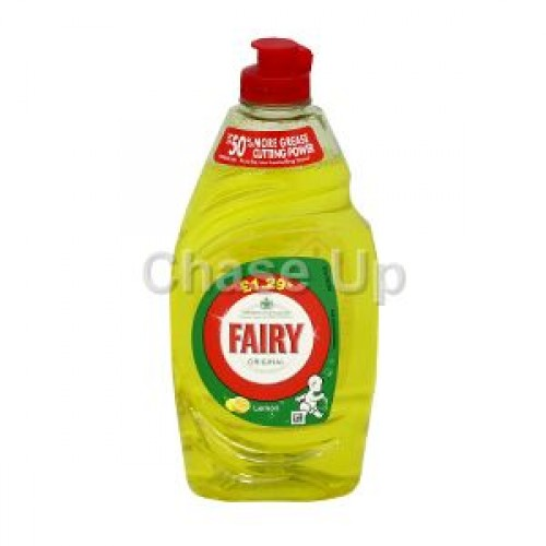 Fairy Lemon D/W Liquid 433ml