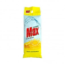 Lemon Max D/W Powder With Bleach 900gm