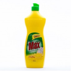 Lemon Max D/W Liquid Bottle 475Ml