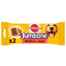 Pedigree Jumbone Beef Stick Dog Food 210gm 1pcs