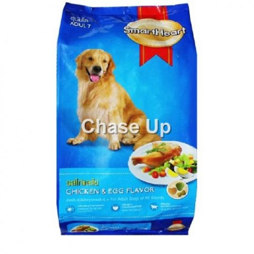 Smart Heart Chicken & Egg Dog Food 3kg