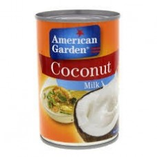 American Garden Coconut Milk Tin 400ml