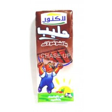Lacnor Chocolate Flavored Milk Tetra Pack 180ml