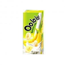 Oolala Banana Flavored Milk 250ml