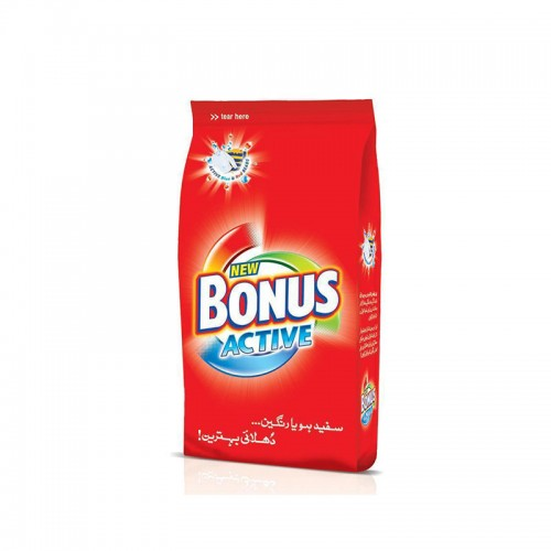 Bonus Active Washing Powder 750gm