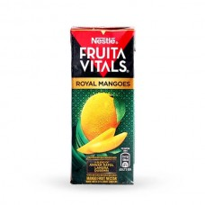 Nestle Fruita Vital Royal Mangoes Juice Tetra Pack 200ml