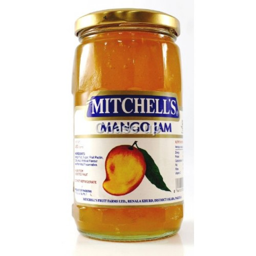 Mitchells Mango Jam 450gm