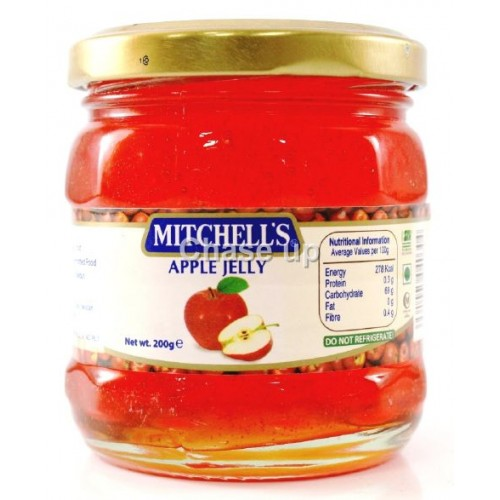Mitchells Apple Jelly Spread 200gm