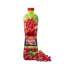 Nestle Fruita Vital Red Grape Juice Pet Bottle 1ltr