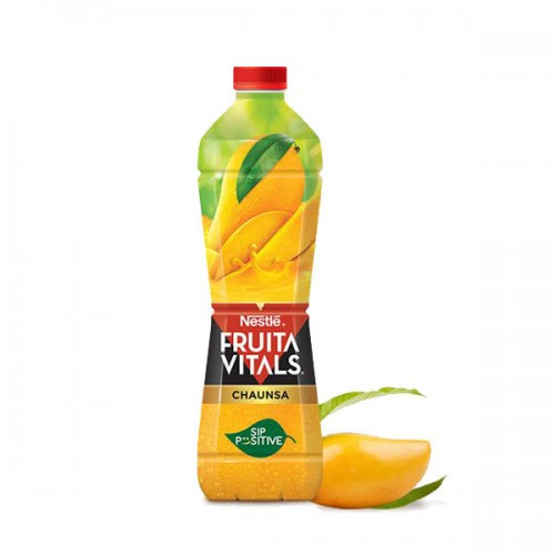Nestle Fruita Vital Chaunsa Juice Pet Bottle 1ltr