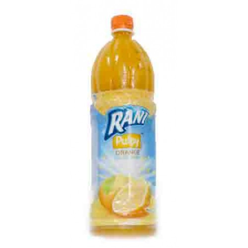 Rani Pulpy Orange Fruit Drink Juice Pet Bottle 1.25ltr