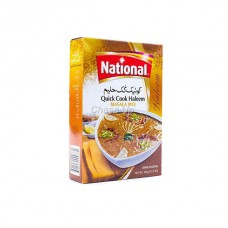 National Quick Cook Haleem Mix Recipe 345gm
